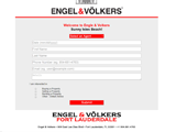 Engle & Volkers Guest Registration